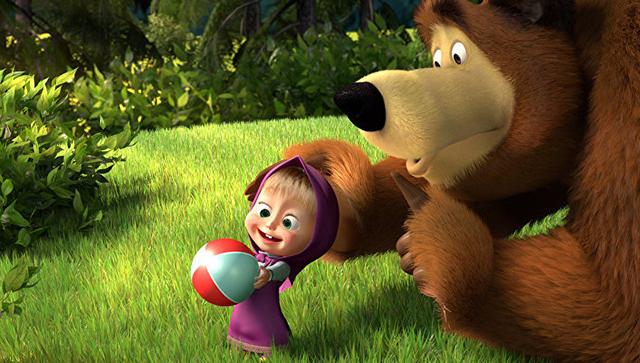 Дети помогли осудить коммерсанта за спектакль «Маша и Медведь»