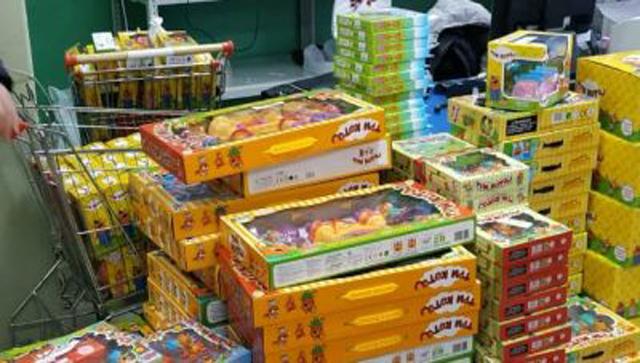 Более 3000 единиц контрафактной продукции изъято в г. Нижний Новгород