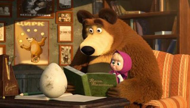 ВС велел пересмотреть компенсацию для «Маши и Медведя»